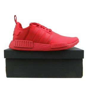 Adidas NMD R1 Mens Running Casual Shoes Triple Red